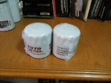 2 Auto Extra 618-57060 Oil Filters For Multi Make & Model Apps.