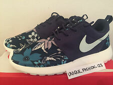 WMNS NIKE ROSHE RUN ONE PRINT PREMIUM UK 3.5 US 6 36.5 PREM MIDNIGHT NAVY FLORAL