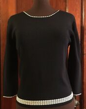Sonia Women's Top Black Size Large Good Condition
