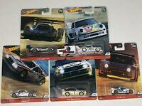 5 Car Set THRILL CLIMBERS * Hot Wheels Car Culture Case R * In Stock