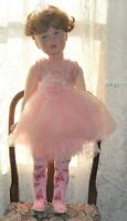 "Vintage Horsman  35"" 1959 Princess Peggy in Ballerina Tutu  Patti PayPal friend"