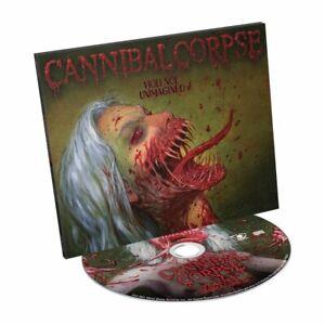 "Cannibal Corpse ""Violence Unimagined"" DIGI CD [Legendary Gore Death Metal, 2021]"