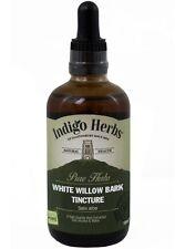 White Willow Bark Tincture - 100ml - (Quality Assured) Indigo Herbs