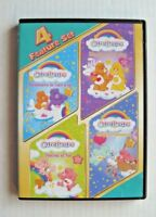 Care Bears 4 Feature Set - 25 Episodes - (2-Disc DVD, 2011)
