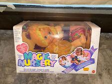 MATTEL MAGIC NURSERY NEWBORN BABY DOLL SOFT MATTEL 1990  MIB Vintage