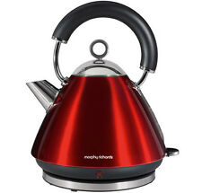 Morphy Richards Wasserkocher Accents Red 43857