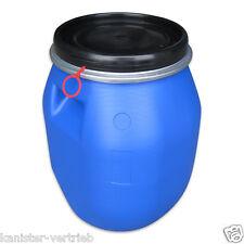 30 L Kunststofffass Deckelfass Futtertonne Gepäcktonne mit Griffmulde NEUWARE