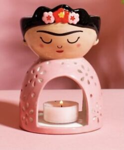 New & Boxed Sass & Belle Frida Kahlo Oil Burner, Frida kahlo gift. Home Decor