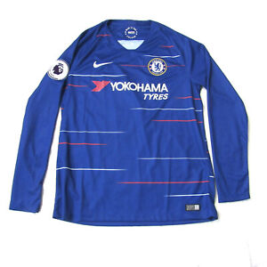 NIKE Dri-Fit Chelsea Football Club Jersey Yokohama JORGINHO 5