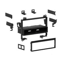 NEW CAR STEREO RADIO CD PLAYER DASH INSTALL MOUNTING KIT INSTALLATION TRIM
