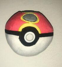 Pokemon Plush Repeat Ball GameStop Exclusive Toy Nintendo Tomy Poke Ball