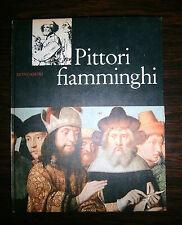 PITTORI FIAMMINGHI # Mondadori Editore 1962