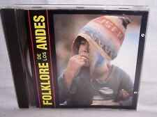 FOLKLORE DE LOS ANDES 16 GREAT SONGS -  CD