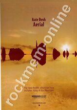 Kate Bush Aerial LP Advert