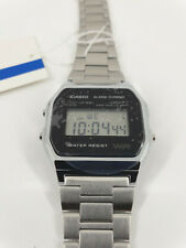 Casio Collection reloj hombre digital a158wea-1ef plata