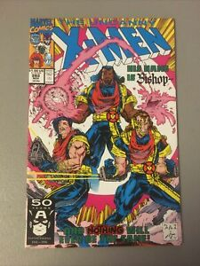 X-Men #282. 1st Appearance of Bishop