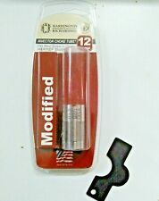 """12 Ga Modified .710"""" Choke & Free Wrench for Browning Mossberg Winchester H & R"""