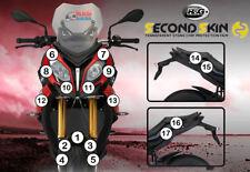 R & G Second Skin BMW S1000XR 2015-2017 Motorrad steinschlaglack Schutz Satz