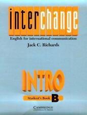 Interchange Intro Student's book B: English for International Communication, Jac