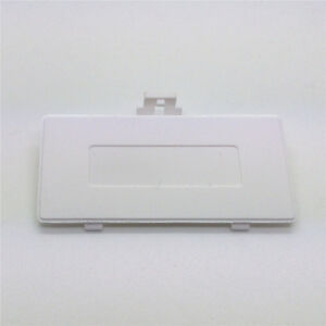 White Battery Cover Replacement For Nintendo Game Boy Pocket GBP Console