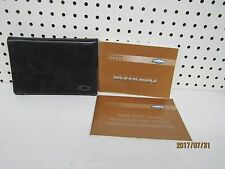 2002 Chevrolet Silverado Owners Manual Set       FREE SHIPPING