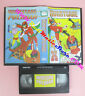 VHS Film Hurrycane Polimar Animation (F28) No DVD