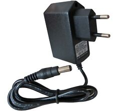 keepdrum 9V Netzteil für Effektgeräte 5,5mm Hohlstecker Netzgerät Stecker