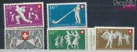 Schweiz 555-559 postfrisch 1951 Pro Patria (7387783