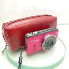 Canon PowerShot SX260 HS 12.1MP Digital Camera - Pink - Working condition #488