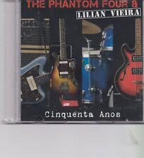 The Phantom Four&Lilian Vieira-Cinquenta Anos Promo cd single