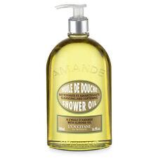 NEW L'Occitane Almond Shower Oil Amande Huile de Douche 500 ml 16.9 oz