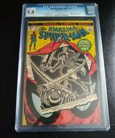 Amazing spiderman #113 CGC 9.4 1st appearance of Hammerhead