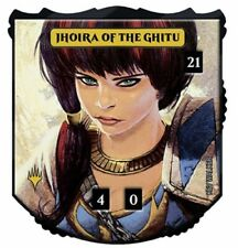 1x Ultra Pro - Relic Tokens: Legendary Collection - Jhoira of the Ghitu - Foil -