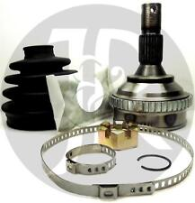 PEUGEOT 206 1.6 GTi HDi DRIVESHAFT CV JOINT & ABS RING 2004>ONWARDS