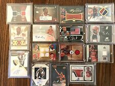NBA Basketball AUTO LOT–CAVS,Autographs,Game Used,Patches,1/1,EXQUISITE-PLS READ