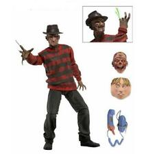 Nightmare on Elm Street Freddy Krueger PVC Action Figure Collectible Toy 18CM