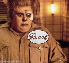 SPACEBALLS BARF THE MOG HALLOWEEN JOHN CANDY COSTUME HOOK NAME BADGE PATCH