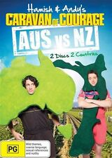 Hamish & Andy - Aus Vs NZ (DVD, 2013)