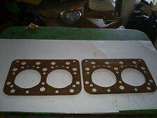 2 cylinder head gaskets 15cv petrol ms24 unic ms25a hothouse mg25a mg40 80587