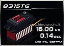 SERVO COMANDO DIGITALE 16 Kg POWER HD CON INGRANAGGI IN TITANIO HD-8315TG