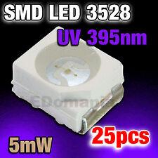 100x Led CMS SMD 335 Blanc Pur à souder PLCC-2 pure white haute luminosité