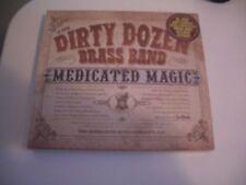 THE DIRTY DOZEN BRASS BAND MEDICATED MAGIC CD NEUF.