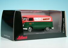 RARE SCHUCO VW T1 BULLI VAN HAECHT BEER BELGIUM PROMO 1:43 NEW BOXED 1 OF 250