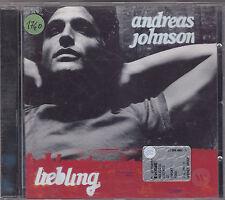 Andreas Johnson - liebling CD