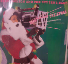 """BILLY JACKSON & CITIZENS BAND - Have A Merry Christmas - 12"""" Single PS"""