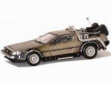 Modellauto 1 18 De Lorean zurück In die Zukunft Teil 2