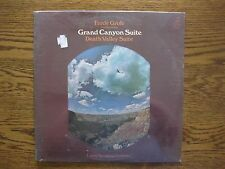 Grofe conducts Grand Canyon Suite Death Valley Suite NEW SEALED LP Cap Symphony