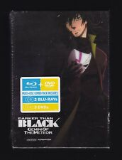 Darker Than Black: Gemini of the Meteor Limited Ed. (BD/DVD, 2011, 5-Disc Set)