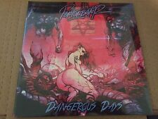 Perturbator - DANGEROUS DAYS  - BLACK  VINYL - 2 LP record gost blood music