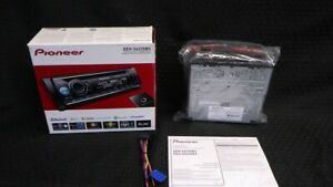Pioneer - DEH-S6220BS CD Receiver with enhanced Audio Functions - Bl (TDW009862)